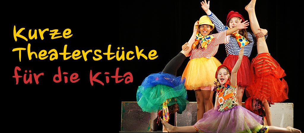 Theaterstücke für den Kindergarten - Theaterszene, Zirkustheater