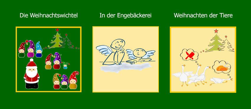 Theaterstuecke zu Weihnachten fuer den Kindergarten